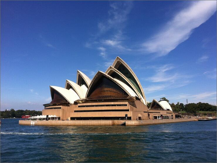 シドニー世界遺産巡り オペラハウス&シドニーハーバー観光【ケアンズツアーのことならジェイさんツアー】